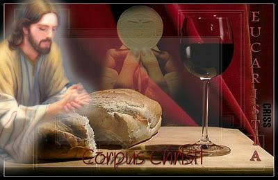 Evangelio Domingo Corpus Christi (22-6-2014)