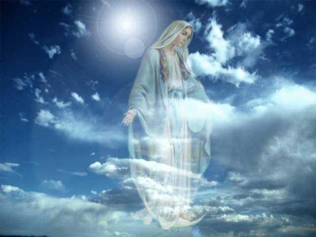 EVANGELIO SOLEMNIDAD ASUNCIÓN DE LA VIRGEN MARÍA (15-8-2014)