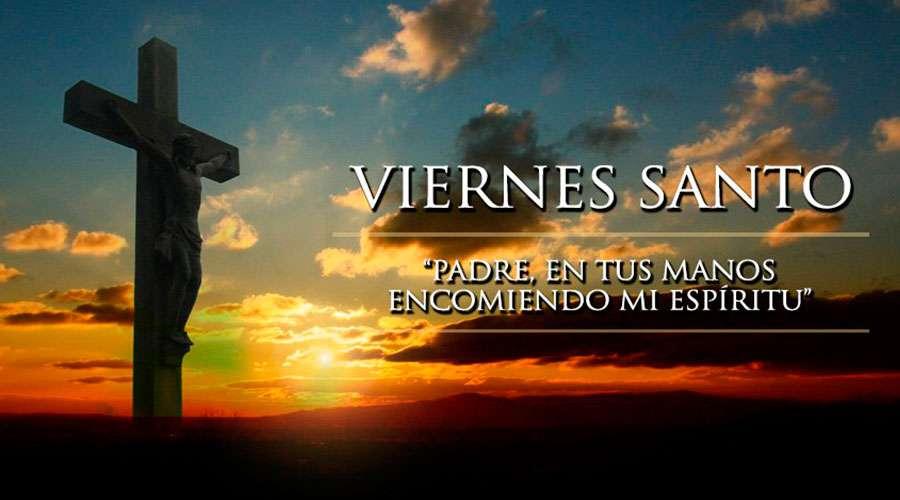 Lecturas Viernes Santo – Semana Santa.