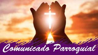 Comunicado Parroquial 9-MAY-2020